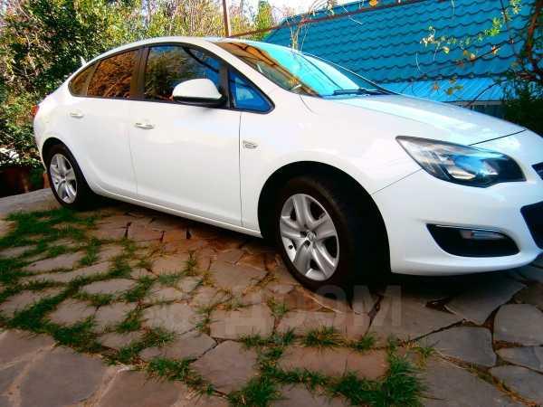 Opel Astra, 2013 год, 547 000 руб.