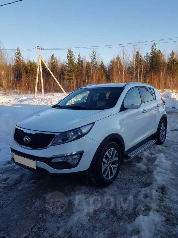 Kia Sportage, 2014 год, 880 000 руб.