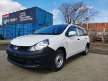 Хабаровск Nissan AD 2014