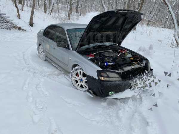 Subaru Legacy B4, 2001 год, 340 000 руб.