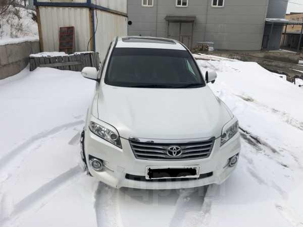 Toyota Vanguard, 2010 год, 980 000 руб.