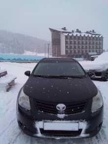 Георгиевск Avensis 2010