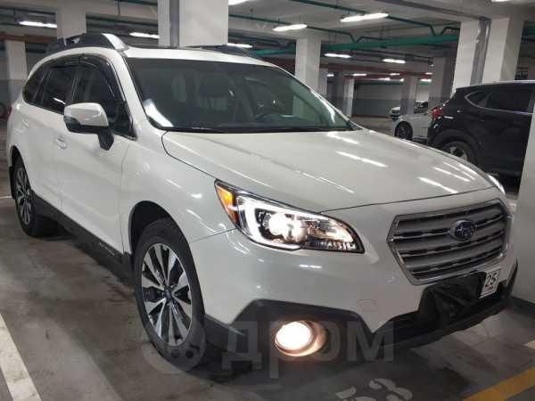 Subaru Outback, 2015 год, 1 180 000 руб.