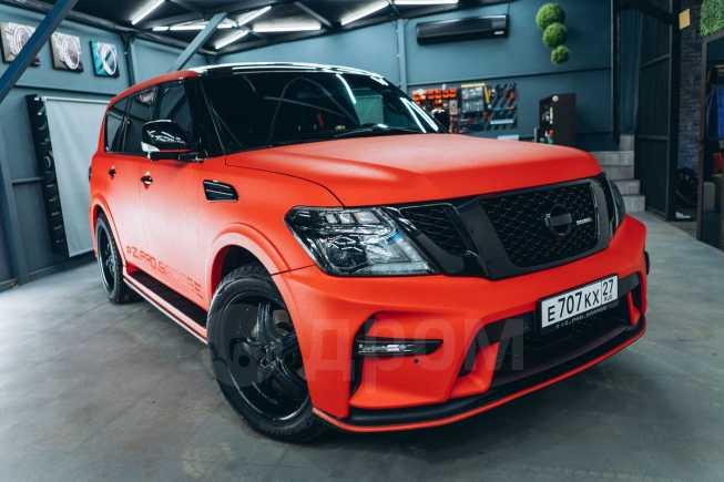 Nissan Patrol, 2011 год, 2 390 000 руб.