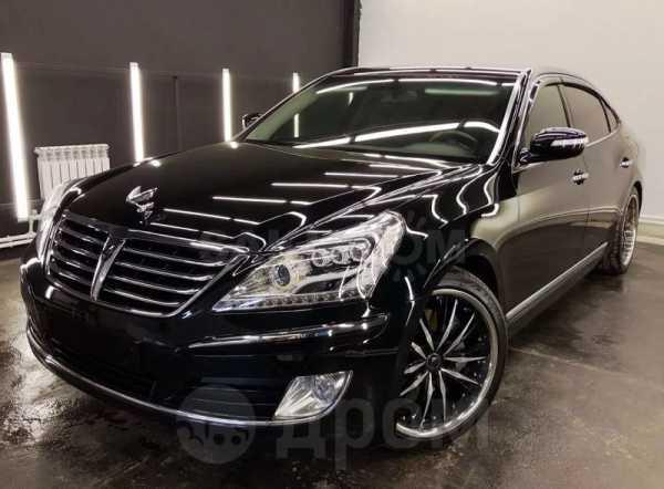 Hyundai Equus, 2012 год, 999 000 руб.