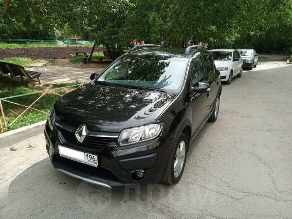 Renault Sandero Stepway, 2015 год, 550 000 руб.