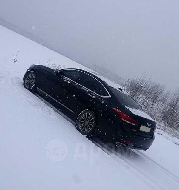 Hyundai Genesis, 2014 год, 1 300 000 руб.