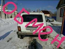 Тюмень 4x4 2121 Нива 2001