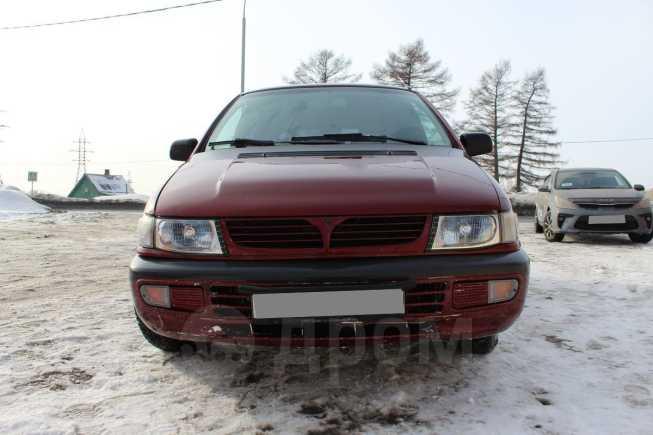 Mitsubishi Space Wagon, 1998 год, 140 000 руб.
