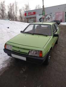 Усть-Илимск 2108 1986