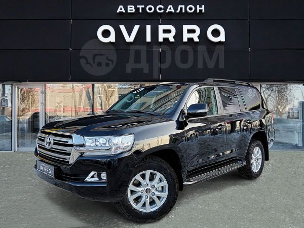 Toyota Land Cruiser, 2019 год, 5 610 000 руб.