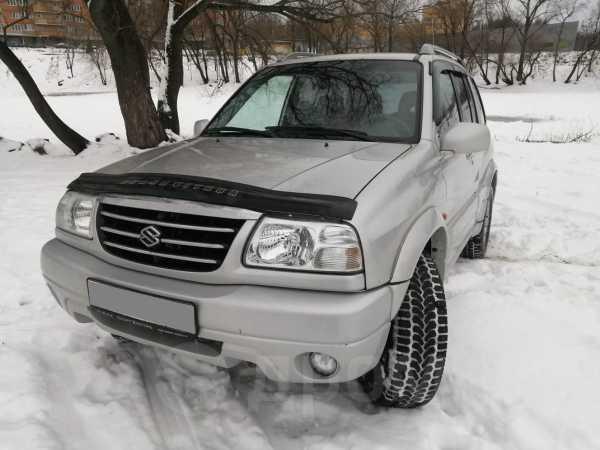 Suzuki Grand Vitara, 2005 год, 410 000 руб.