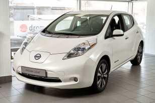 Воронеж Nissan Leaf 2015