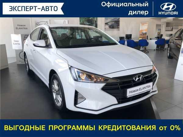 Hyundai Elantra, 2019 год, 1 275 000 руб.