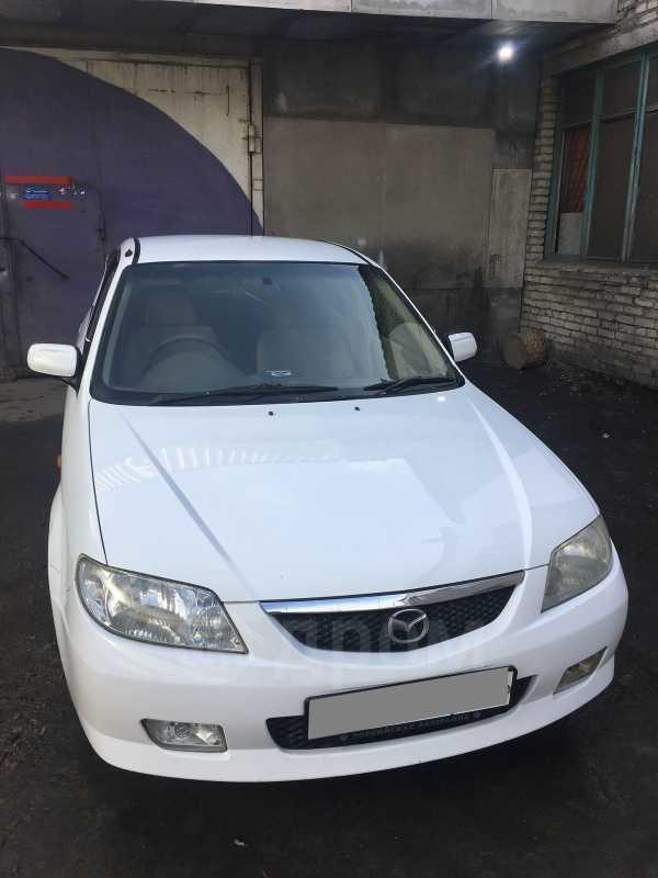 Mazda Familia, 2001 год, 217 000 руб.