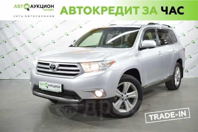 Toyota Highlander, 2012 год, 1 249 000 руб.