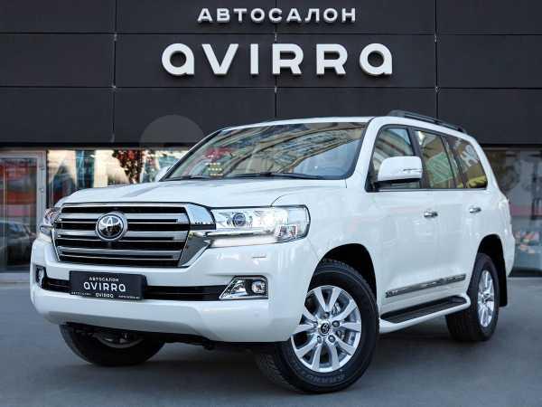 Toyota Land Cruiser, 2019 год, 5 940 000 руб.