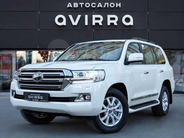 Toyota Land Cruiser, 2019 год, 5 772 000 руб.