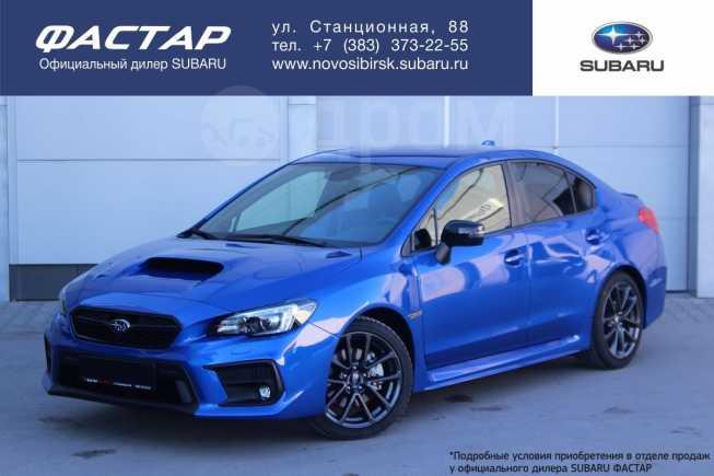 Subaru Impreza WRX, 2019 год, 2 938 900 руб.