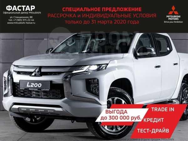Mitsubishi L200, 2019 год, 2 733 000 руб.