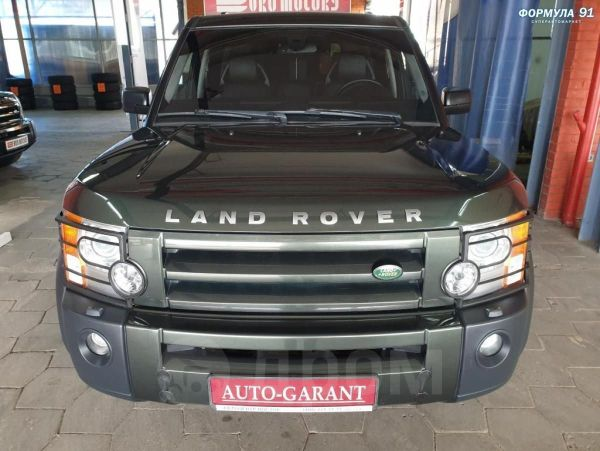 Land Rover Discovery, 2007 год, 675 000 руб.