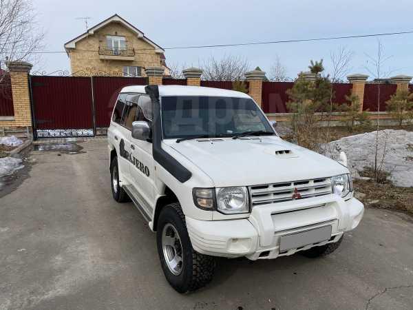 Mitsubishi Pajero, 1998 год, 580 000 руб.