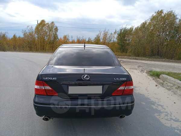 Lexus LS430, 2006 год, 600 000 руб.