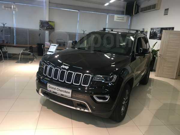 Jeep Grand Cherokee, 2018 год, 3 959 000 руб.