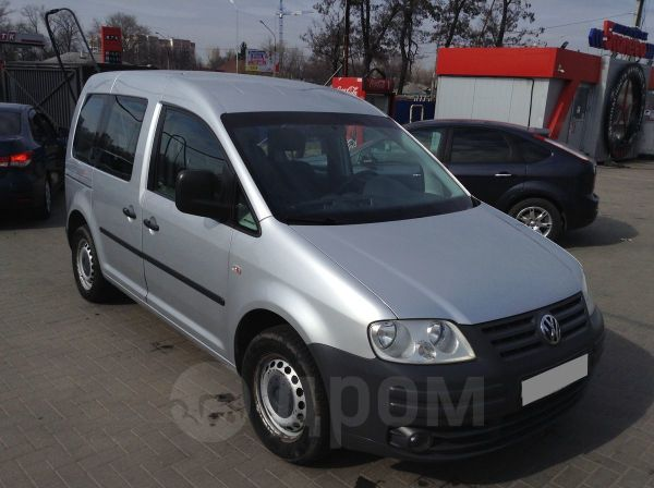 Volkswagen Caddy, 2007 год, 435 000 руб.