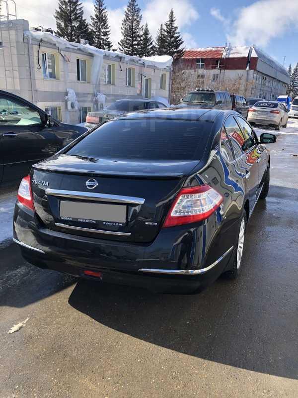 Nissan Teana, 2013 год, 755 000 руб.