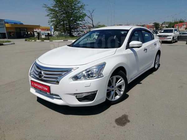 Nissan Teana, 2014 год, 1 099 000 руб.