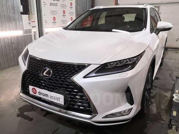 Lexus RX350, 2019 год, 4 654 000 руб.