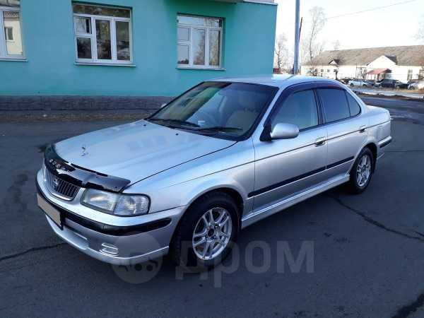 Nissan Sunny, 2000 год, 189 000 руб.