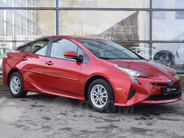 Toyota Prius, 2017 год, 1 550 000 руб.