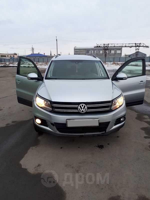 Volkswagen Tiguan, 2013 год, 550 000 руб.