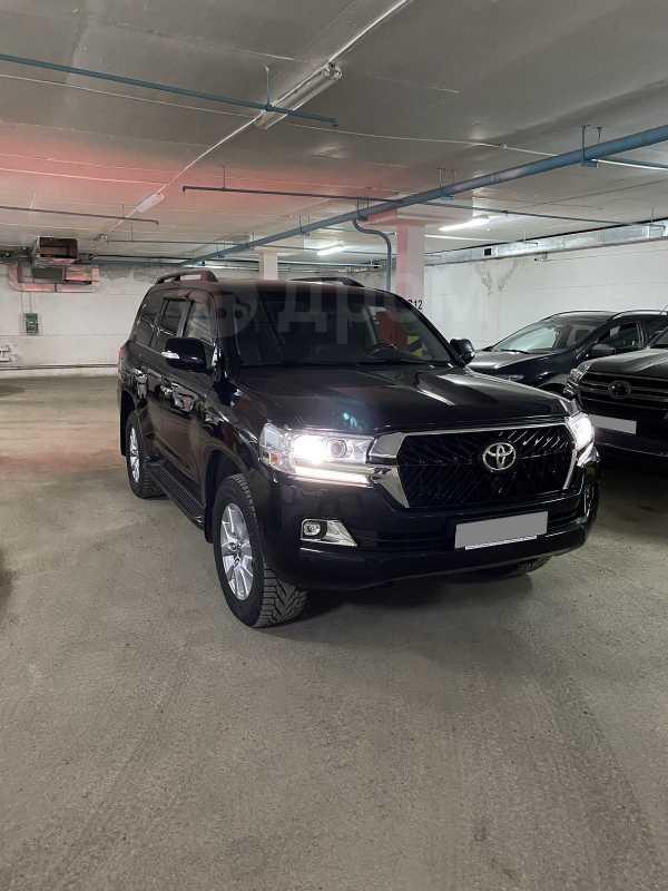 Toyota Land Cruiser, 2018 год, 4 700 000 руб.