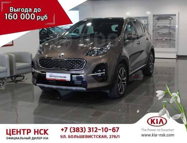 Kia Sportage, 2019 год, 2 139 900 руб.