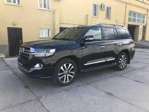 Toyota Land Cruiser, 2018 год, 5 350 000 руб.