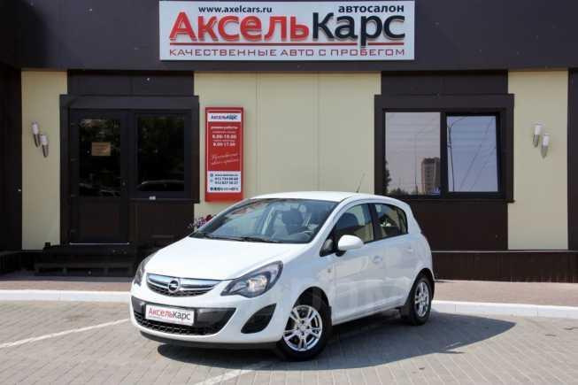 Opel Corsa, 2014 год, 515 000 руб.