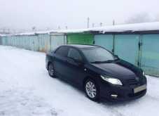 Москва Corolla 2009
