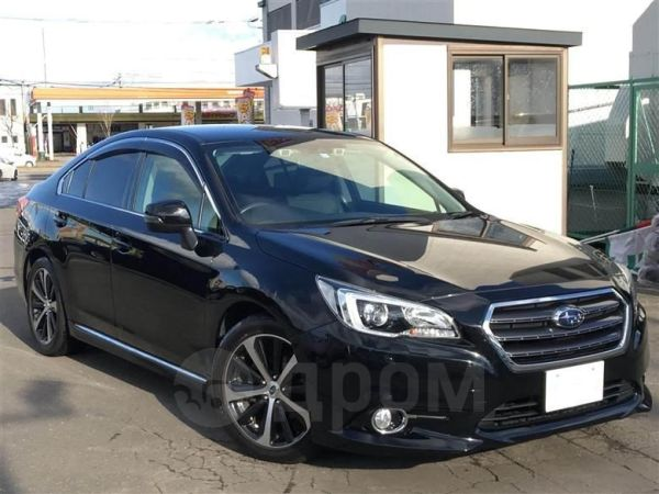 Subaru Legacy B4, 2016 год, 1 050 000 руб.