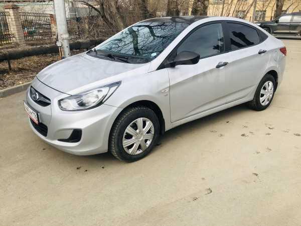 Hyundai Solaris, 2011 год, 417 000 руб.