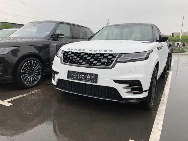 Land Rover Range Rover Velar, 2018 год, 4 120 000 руб.