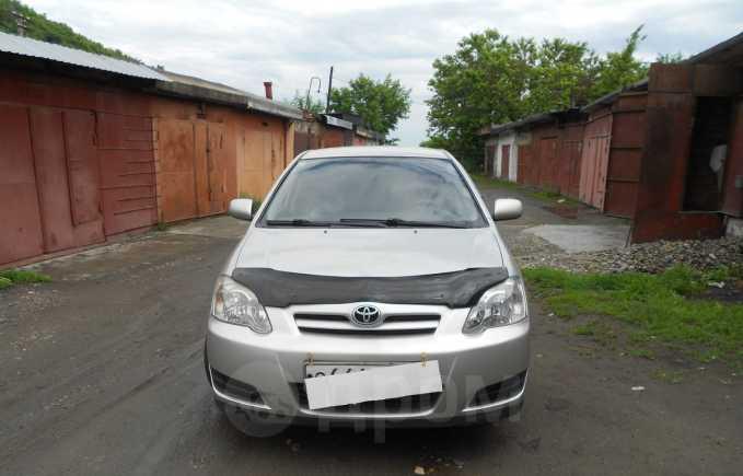 Toyota Corolla, 2004 год, 435 000 руб.