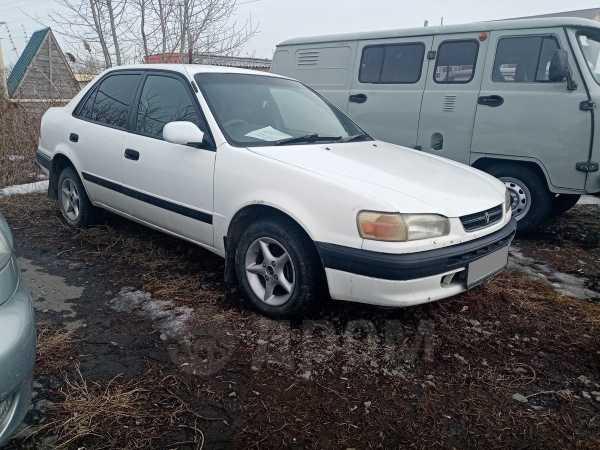 Toyota Corolla, 1997 год, 128 000 руб.