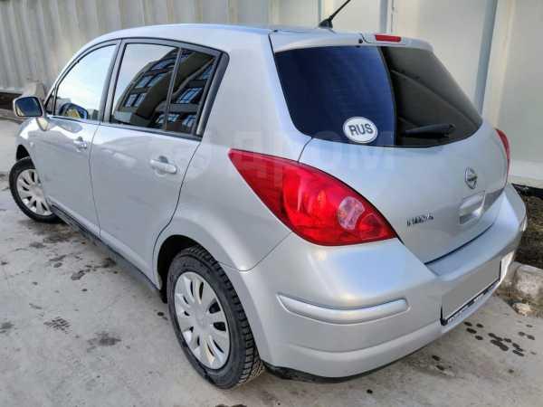 Nissan Tiida, 2007 год, 325 000 руб.