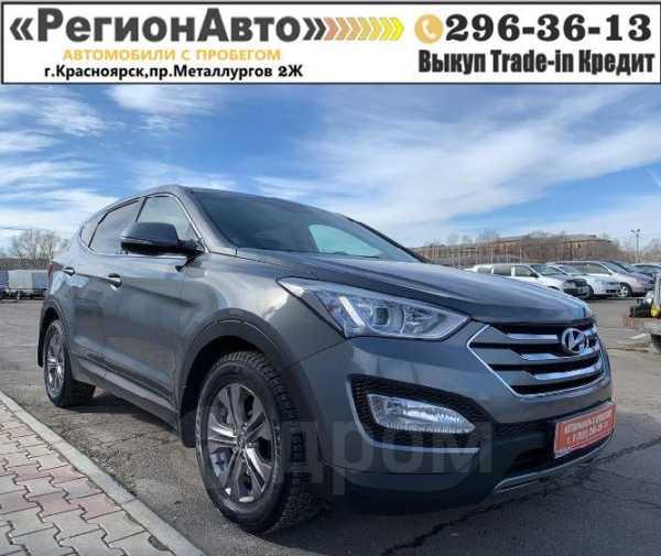 Hyundai Santa Fe, 2014 год, 1 130 000 руб.