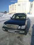 Lexus LX470, 1999 год, 930 000 руб.