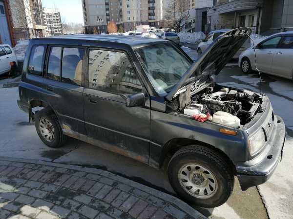 Suzuki Escudo, 1993 год, 115 000 руб.