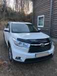 Toyota Highlander, 2014 год, 1 600 000 руб.